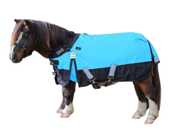 Derby Originals Nordic-Tough 600D Medium Weight Winter Mini Horse Pony Turnout Blanket 200g