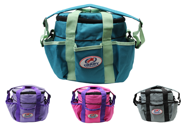 Derby Originals Premium Comfort Horse Grooming Tote Bag for Organization Available in 4 Colors
