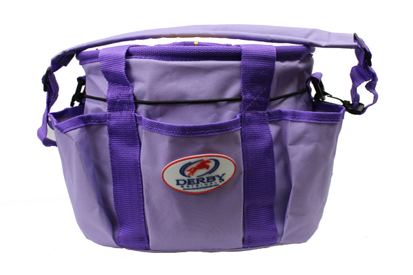 Derby Originals Premium Ringside Large Horse Grooming Supply Tote Bag