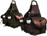 Tahoe Multi Pocket Saddle Bag for Trail Riding Waterproof Nylon