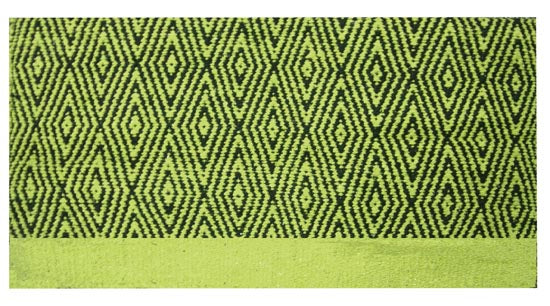 Tahoe Tack Heavy-Duty Geometric Print Double-Weave 32x64