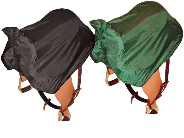 Nylon Western Saddle Seat Cover with Elastic Water Proof