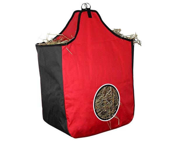 Derby Originals Large 1000D Nylon Horse Hay Bag with 6 Month Warranty and Reflective Design