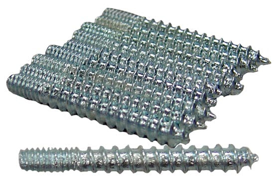 10 Piece Adapter Screws For Saddle Conchos Set