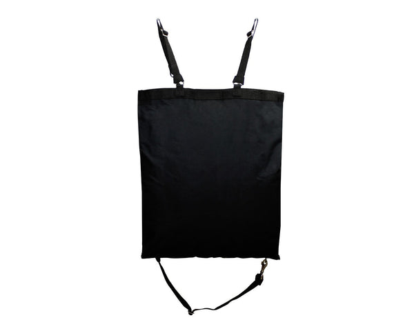 "Derby Originals Nylon 1"" Slow Feed Horse Hay Bag with 6 Month Warranty and Super Tough Bottom"