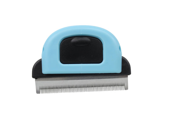 Deshedding Pet Grooming Comb in 2 Sizes by cuteNfuzzy®