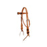 Tahoe Black Diamond Stingray Browband Headstall USA Leather