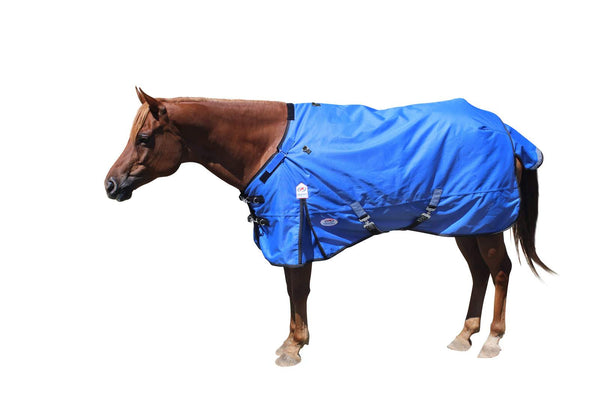Derby Nordic-Tough 1200D Ripstop Waterproof Reflective Winter Heavyweight Horse Turnout Blanket with 300g Insulation and Two Year Warranty