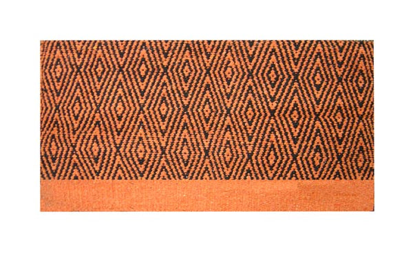 "Tahoe Tack Heavy-Duty Geometric Print Double-Weave 32x64"" Acrylic Saddle Blanket"
