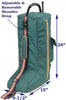 English Tall Boot Padded Carry Bag by Derby Originals