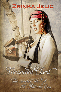 Treasured Chest by Zrinka Jelic