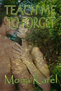 Teach Me to Forget by Mona Karel