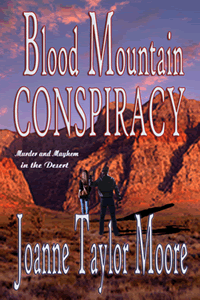 Blood Mountain Conspiracy by Joanne Taylor Moore