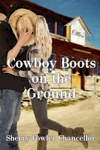 Cowboy Boots on the Ground by Sherry Fowler Chancellor