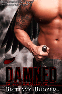 Damned by Brittany Booker