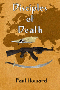 Disciples of Death by Paul Howard