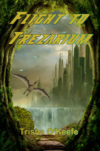 Flight to Trezarium by Trisha O'Keefe