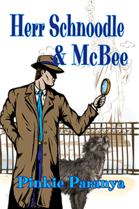Herr Schnoodle & McBee by Pinkie Paranya