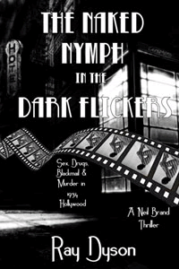 The Naked Nymph in the Dark Flickers by Ray Dyson