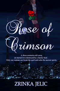 Rose of Crimson by Zrinka Jelic