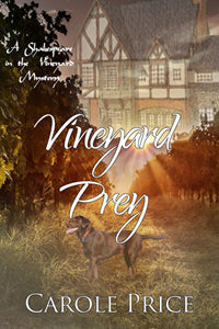 Vineyard Prey by Carole Price