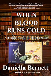 When Blood Runs Cold by Daniella Bernett