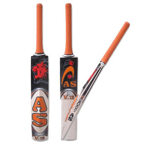 AS V12 English Willow Cricket Bat