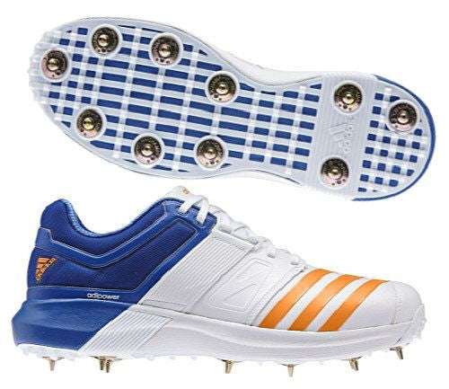 on sale a2052 73cd7 Adidas AdiPower Vector Metal Spike Cricket Shoes
