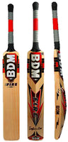 BDM Fire English Willow Cricket Bat
