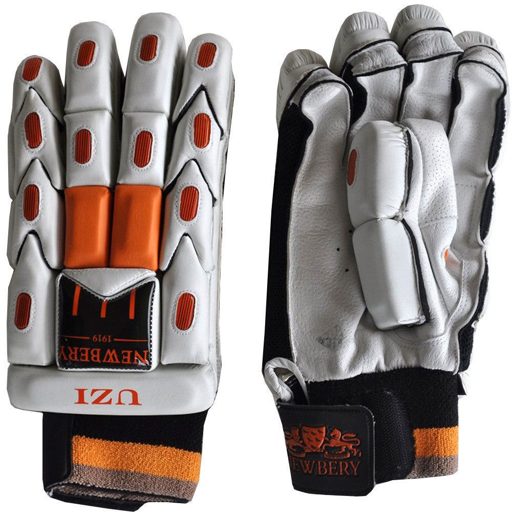 Newbery Uzi Cricket Batting Gloves RH