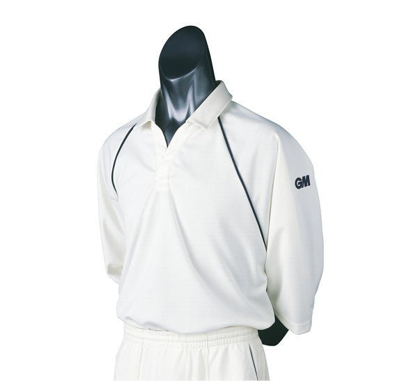 GM 5 Teknik Cricket Shirt  3/4 Sleeve