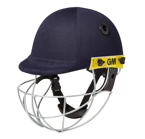GM Icon Geo Cricket Helmet
