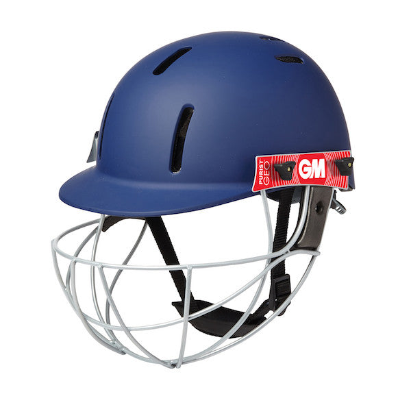 GM Purist Geo Cricket Helmet