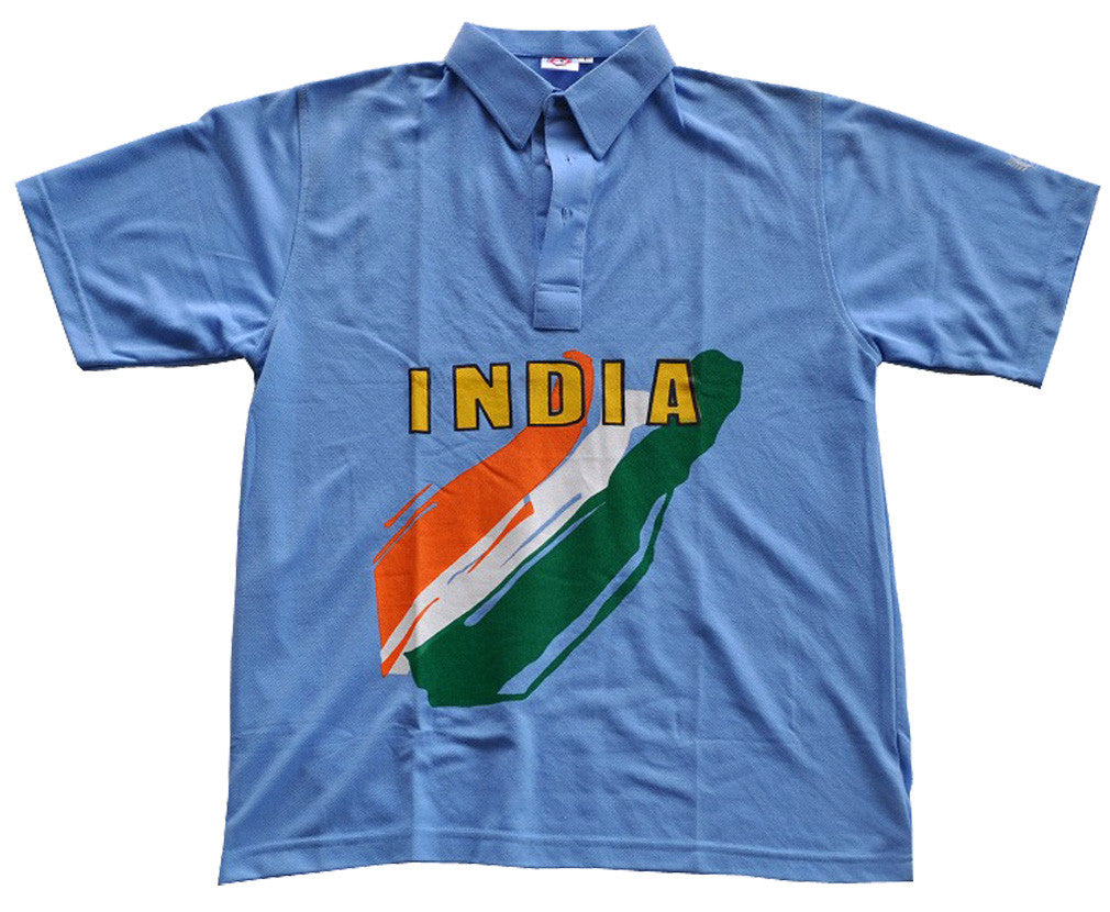 India Classic Cricket Shirt SG