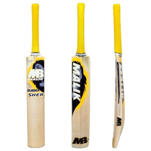 MB Malik Bubber Sher English Willow Cricket Bat