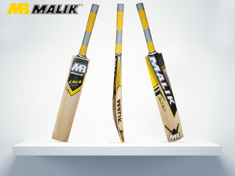 MB Malik Lala Edition English Willow Cricket Bat