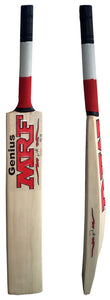 MRF Kashmir Willow Tennis Ball Cricket Bat