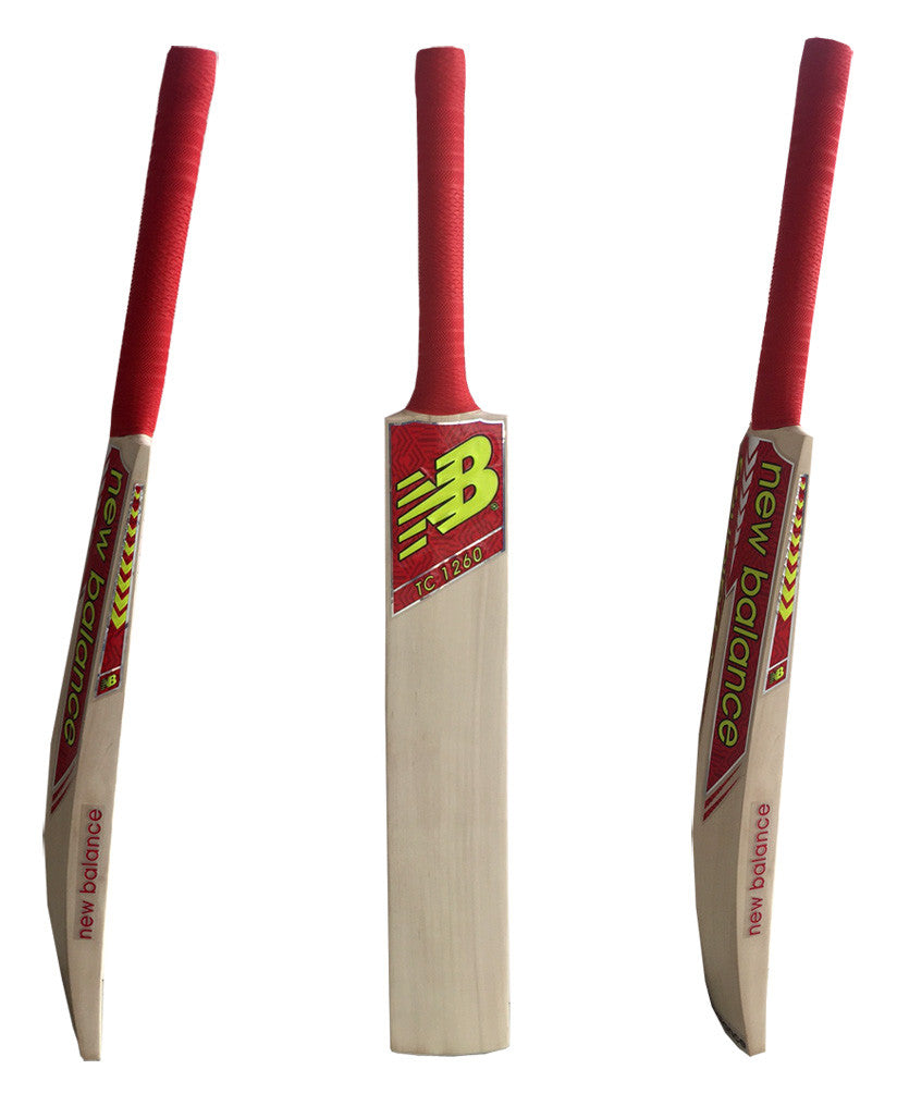 New Balance Kashmir Willow Cricket Bat