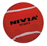 Nivia Red Heavy Tennis Ball
