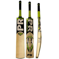 PR Silver English Willow Cricket Bat