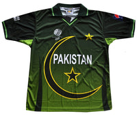 Pakistan WC 2011 Cricket Shirt