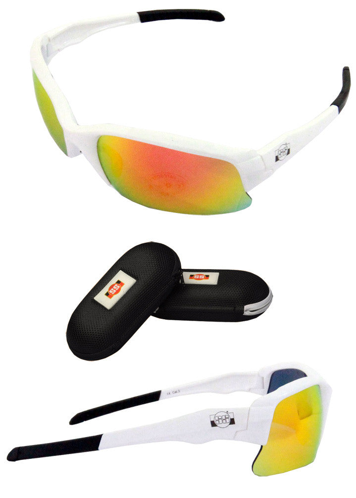 SS Cricket Sunglasses with Case