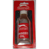 Slazenger Cricket Bat Linseed Oil