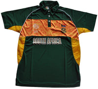 South Africa WC 2011 Cricket Supporter Shirt