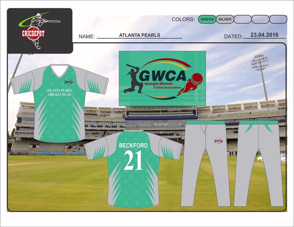 Sublimated Uniform Set