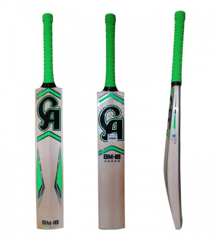 CA 15000 SM 18 5 star english willow cricket bat