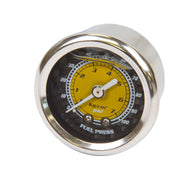 NRG Fuel Regulator Gauge (Carbon Fiber Finish) - 100psi FRG-100CF
