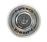 NRG Fender Washer Kit, Set of 10, M style, Stainless steel washer and bolt, Rivets for plastic FW-300SS