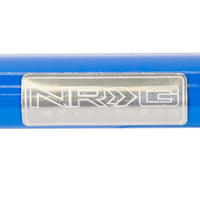 "NRG Harness Bar: 47"" Blue HBR-001BL"