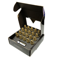 500 SERIES | STEEL LUG NUTS with BULLET SHAPE ENDS LN-LS500CG-21